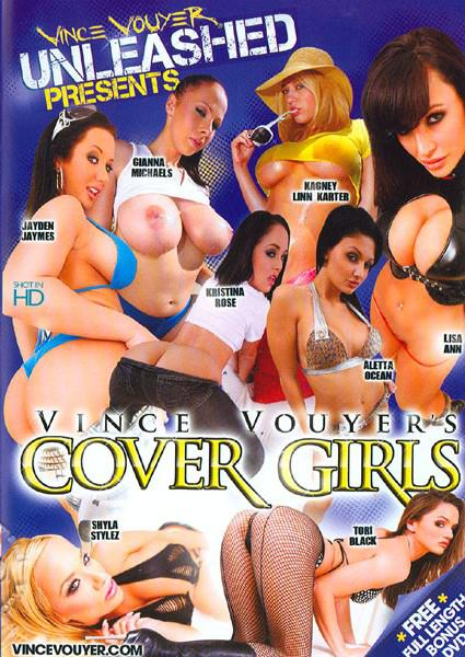 Vince Vouyer's Cover Girls