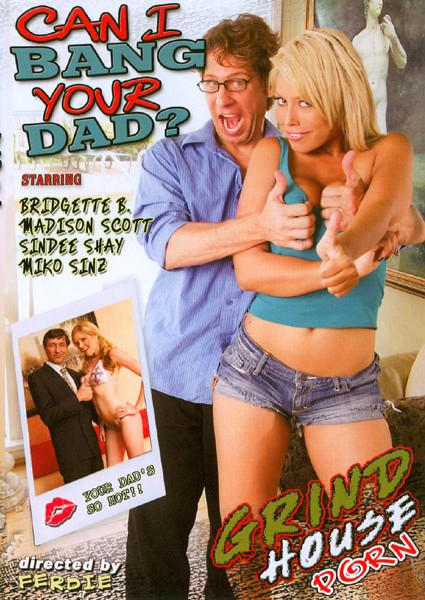 Can I Bang Your Dad? Box Cover