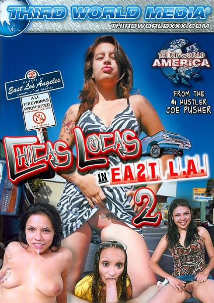 Chicas Locas In East L.A. 2 Box Cover