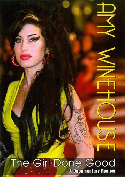 Amy Winehouse: The Girl Done Good (823564513096) Box Cover
