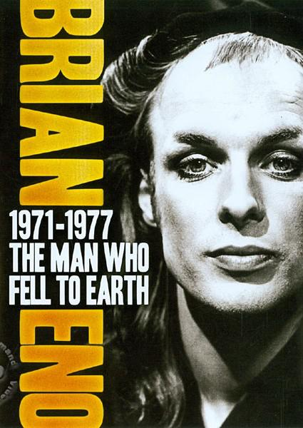 Brian Eno 1971-1977: The Man Who Fell To Earth (823564524894) Box Cover