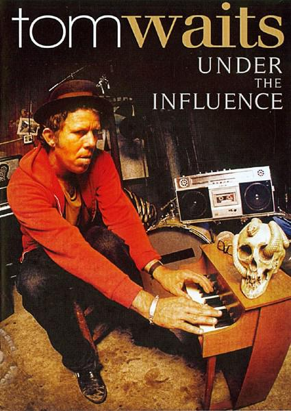 Tom Waits - Under the Influence (823564520292) Box Cover