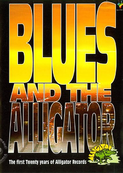 Blues And The Alligator (760137521099) Box Cover