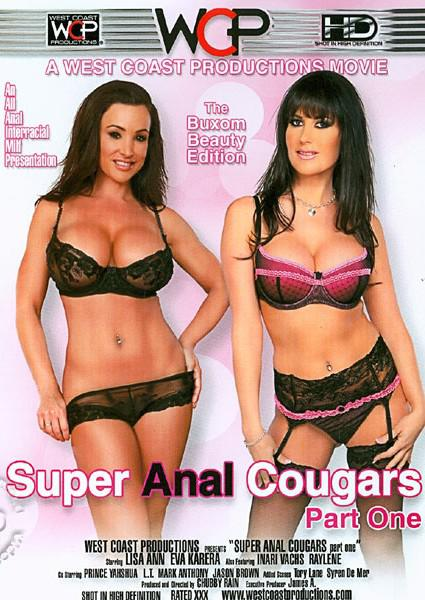 Super Anal Cougars Part One Box Cover