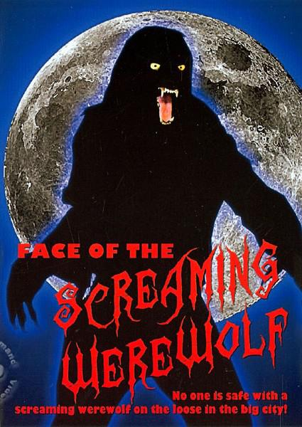 Face Of the Screaming Werewolf (827421031181) Box Cover