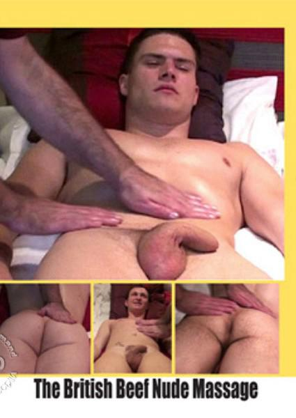 The British Beef Nude Massage Box Cover