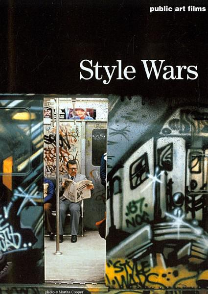 Style Wars (804791000412) Box Cover