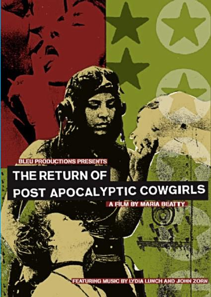 The Return Of The Post Apocalyptic Cowgirls Box Cover
