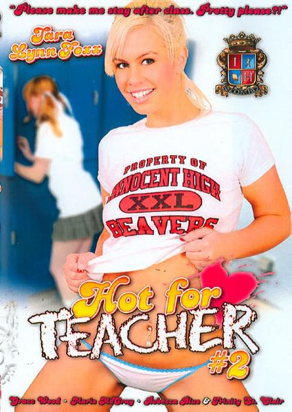 Hot For Teacher #2 Box Cover