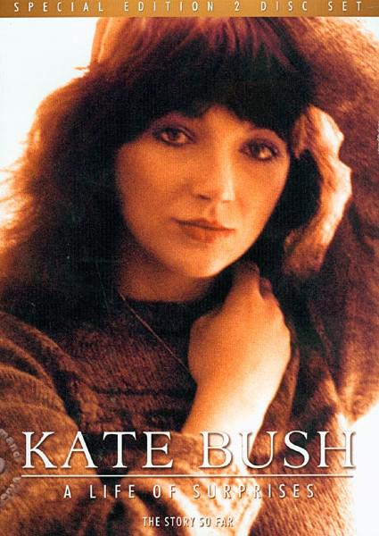Kate Bush: A Life Of Surprises (Disc 1) (823564525792) Box Cover