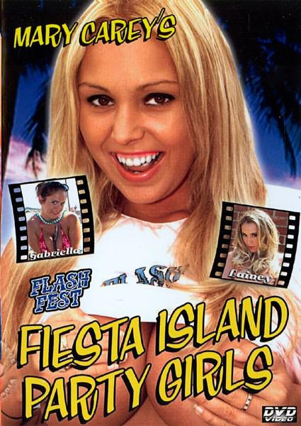 Fiesta Island Party Girls Box Cover