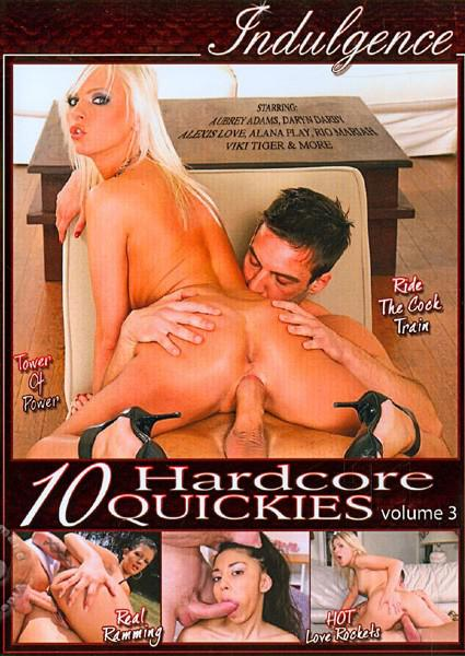 10 Hardcore Quickies Volume 3 Box Cover