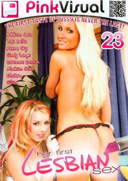 Her First Lesbian Sex 23 Box Cover