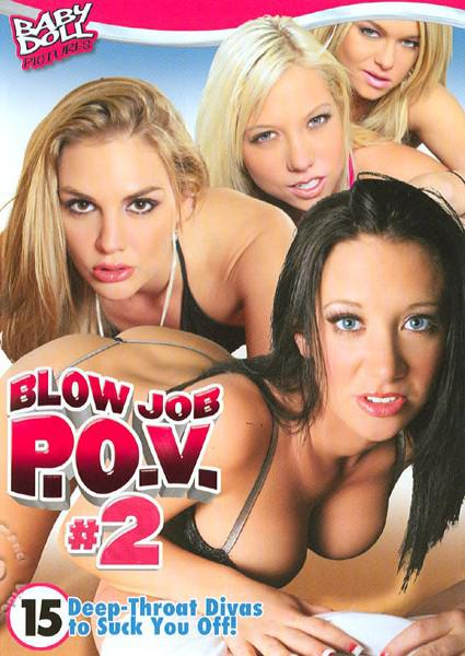 Blow Job P.O.V. #2 Box Cover