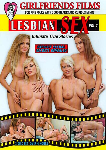 Lesbian Sex Vol. 2 (Disc 1) Box Cover