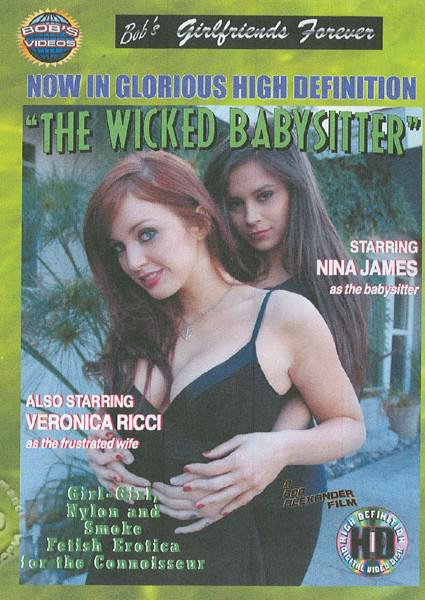 Bob's Platinum Edition - The Wicked Babysitter Box Cover