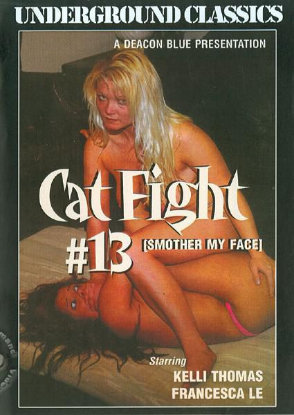 Cat Fight #13 - Smother My Face Box Cover