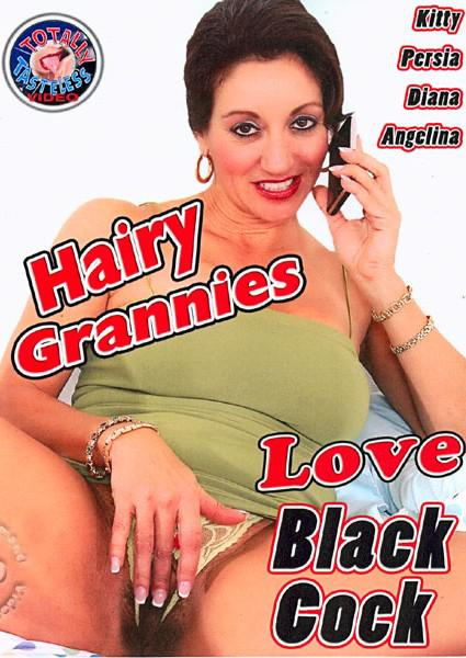 Hairy Grannies Love Black Cock Box Cover