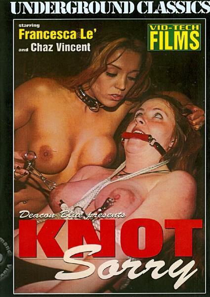 Knot Sorry Box Cover