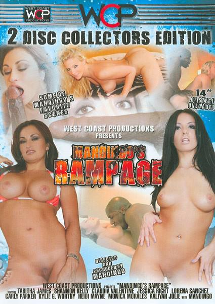 Mandingo's Rampage (Disc 2) Box Cover
