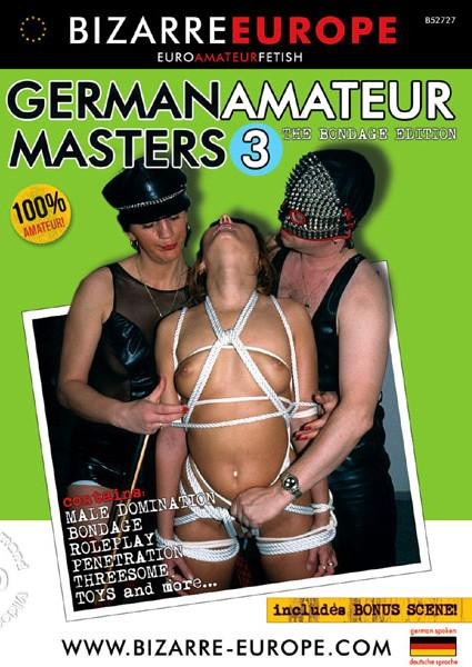 German Amateur Masters 3 Box Cover