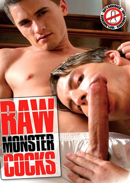 Raw Monster Cocks Box Cover