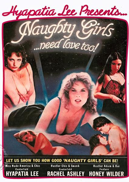 Naughty Girls Need Love Too! Box Cover