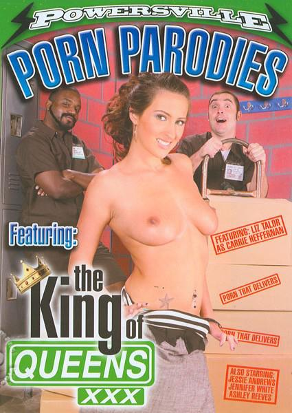 Porn Parodies - Featuring: The King Of Queens XXX Box Cover