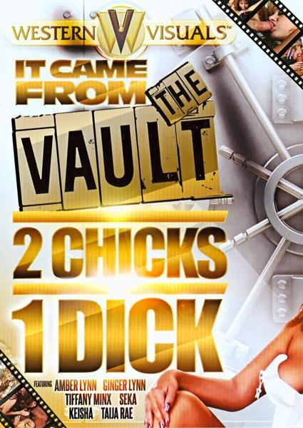 It Came From The Vault - 2 Chicks 1 Dick Box Cover