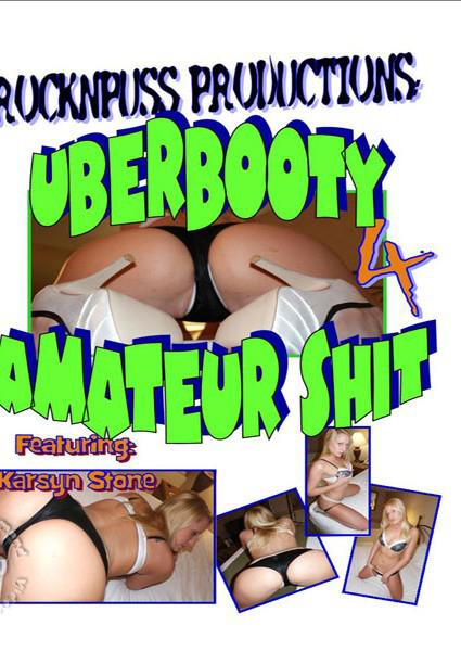 Uber Booty Amateurs 4 Box Cover