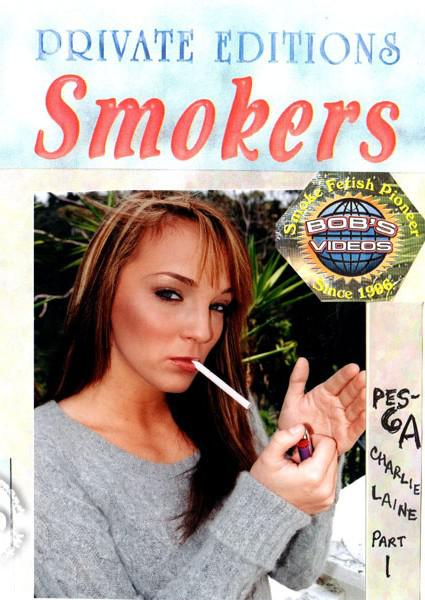 Charlie Laine - All Of Her Smoking Scenes Part 1 - Early Scenes Box Cover