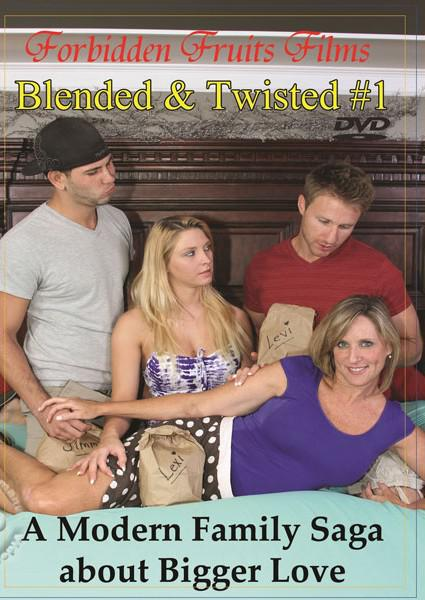 Blended & Twisted #1 Box Cover