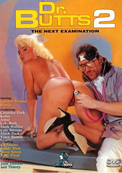 Dr. Butts 2 - The Next Examination Box Cover