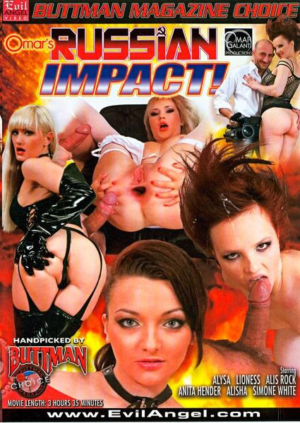 Russian Impact Box Cover