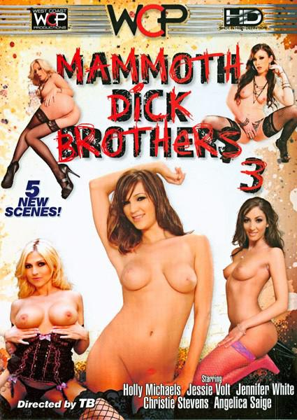 Mammoth Dick Brothers 3 Box Cover