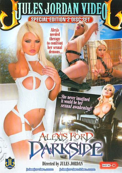 Alexis Ford Darkside (Disc 1) Box Cover