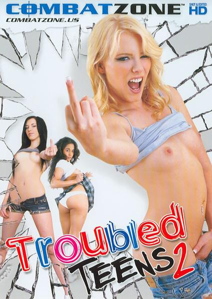 Troubled Teens 2 Box Cover