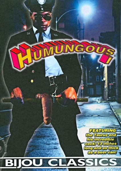 Humungous I Box Cover