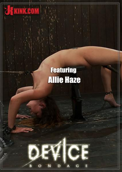 Device Bondage Featuring Allie Haze Box Cover