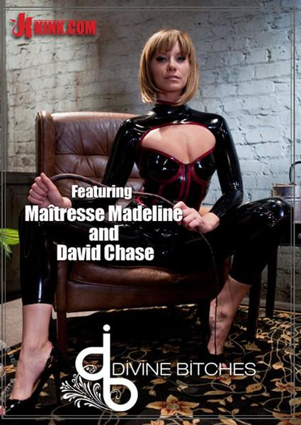 Divine Bitches - Featuring Maitresse Madeline And David Chase Box Cover