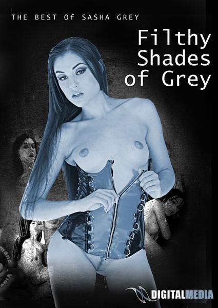 Filthy Shades Of Grey - The Best Of Sasha Grey Box Cover