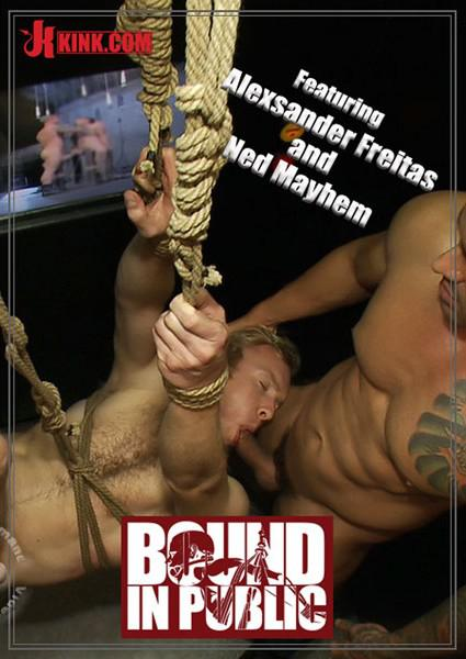 Bound In Public Featuring Alexsander Freitas And Ned Mayhem Box Cover