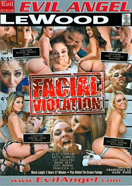 Facial Violation Box Cover