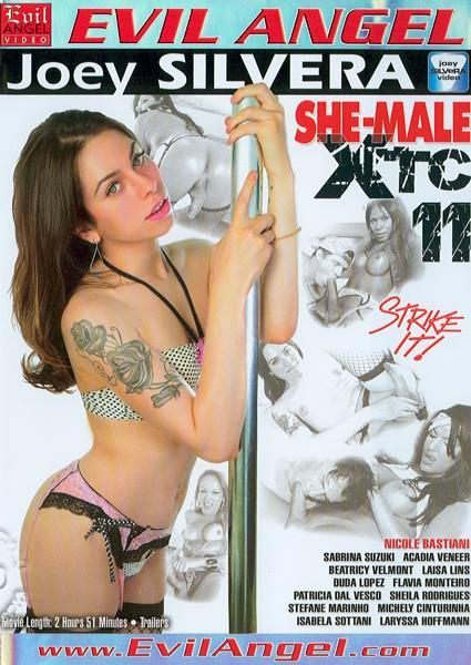 She-Male XTC 11 Box Cover