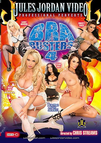 Bra Busters 4 Box Cover