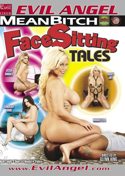 Facesitting Tales Box Cover