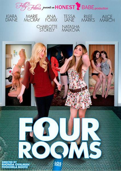 Four Rooms Box Cover