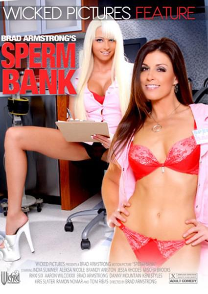 Sperm Bank Box Cover