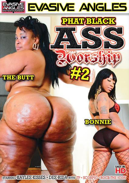 Phat Black Ass Worship 2 Box Cover