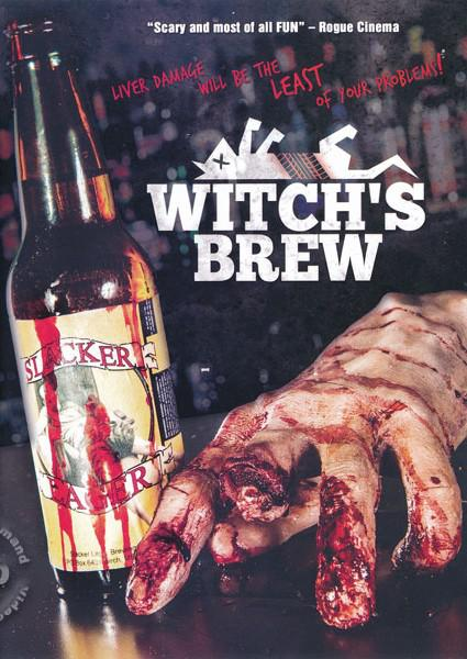 Witch's Brew Box Cover